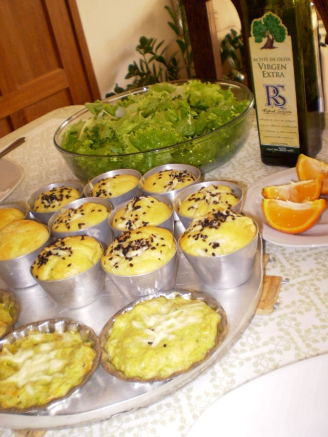 Cupcake salgado receita fácil blog unimed vtrp 1