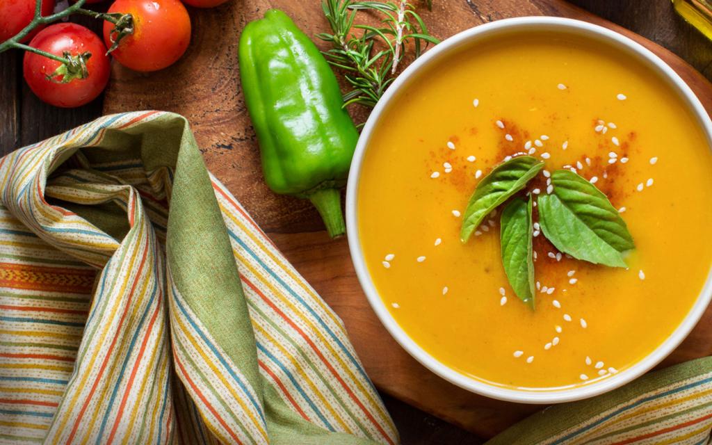 Blog Unimed VTRP Sopa de batata e cenoura