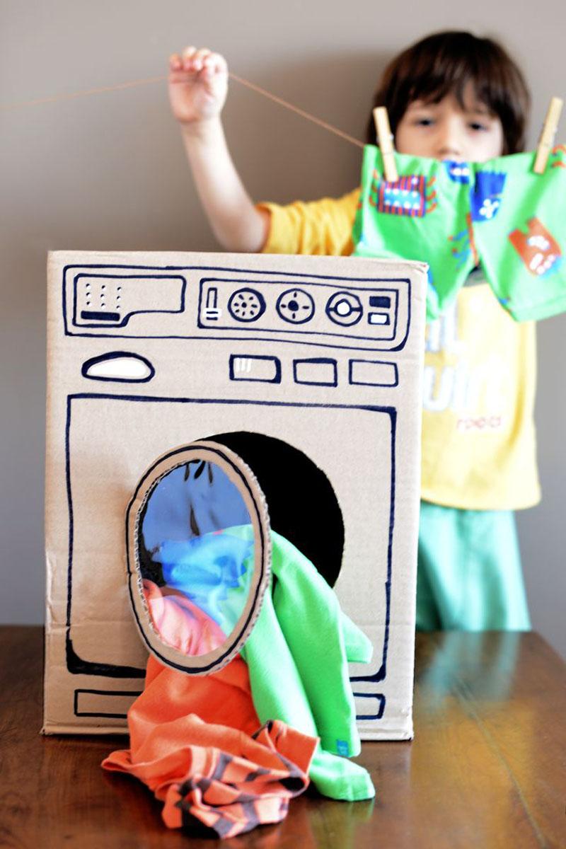 Brinquedos papelão Blog Unimed VTRP (5)