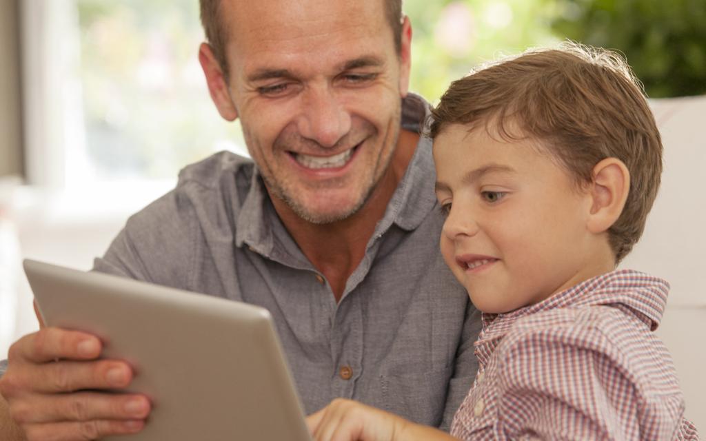 Blog Unimed VTRP Cuidado crianças Redes Sociais 3