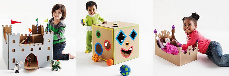 Brinquedos papelão Blog Unimed VTRP (6)