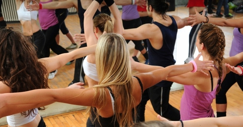 Aula Dança Excercício Blog Unimed