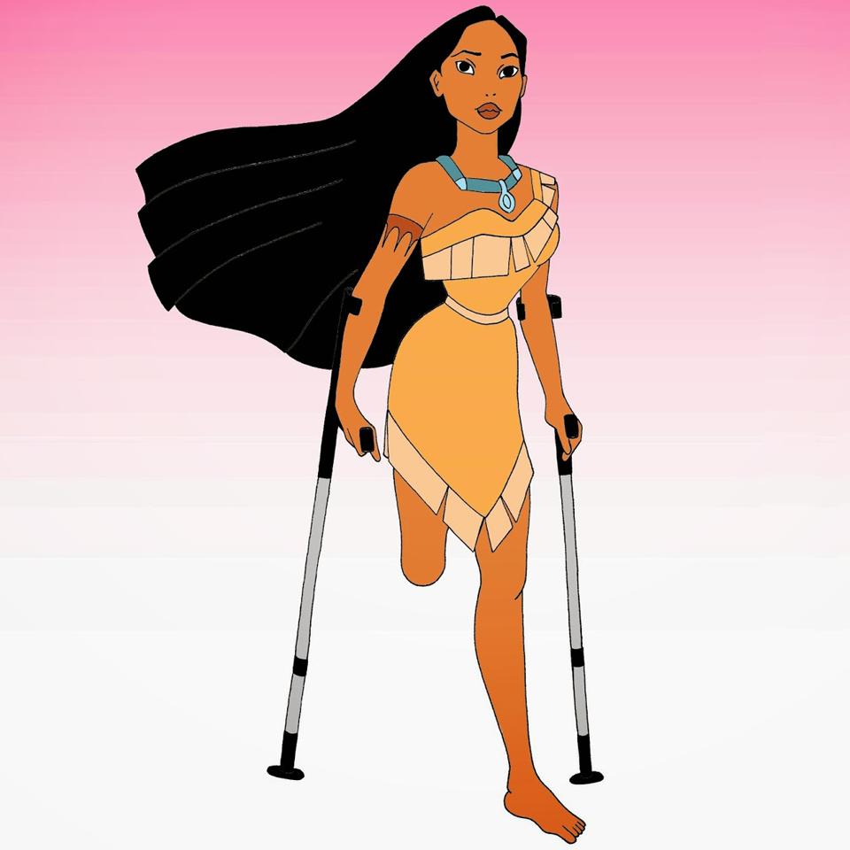 Princesas Padrão Beleza Blog Unimed VTRP2