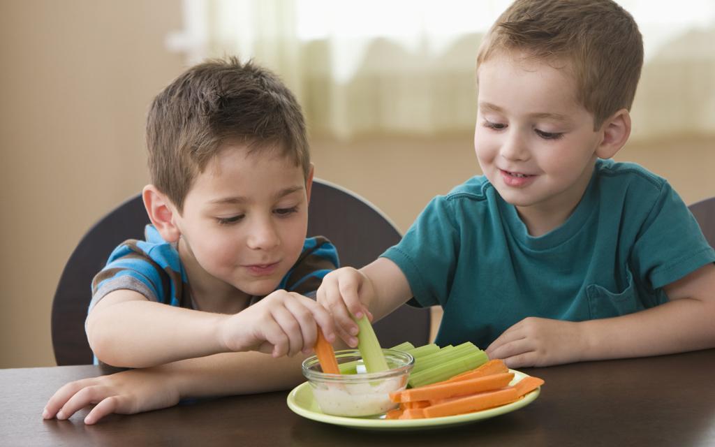 Blog Unimed VTRP Alimentação saudável para Crianças