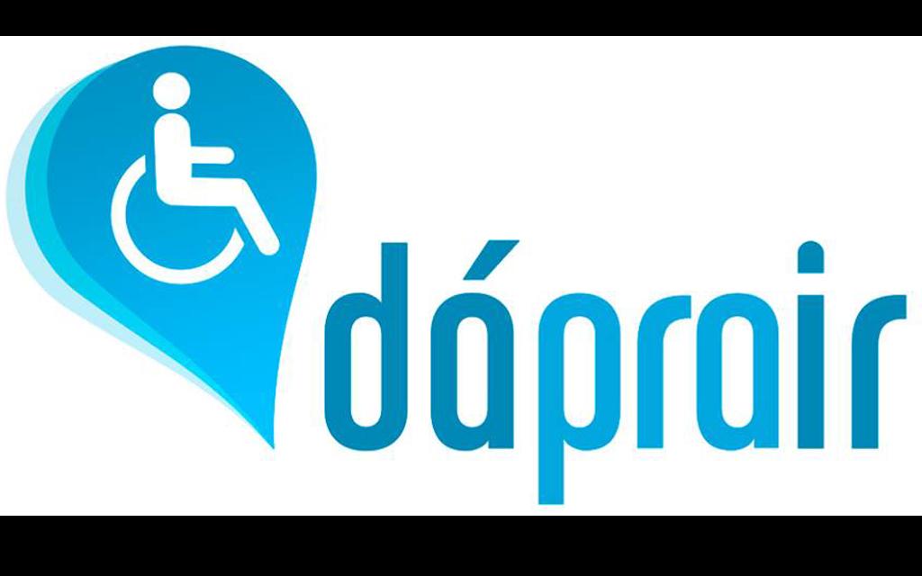 Logotipo do Aplicativo Da pra Ir