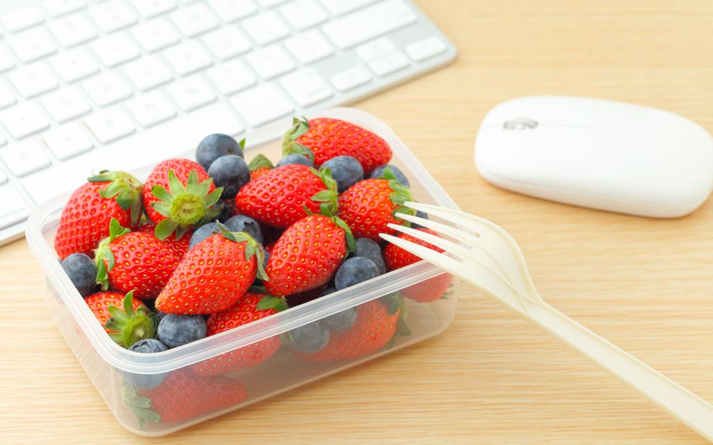 Blog Unimed VTRP Alimentos auxiliam na produtividade