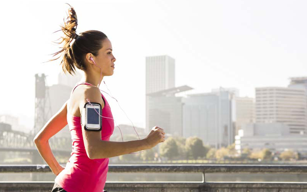 Blog Unimed VTRP Aplicativo para corrida combate stress