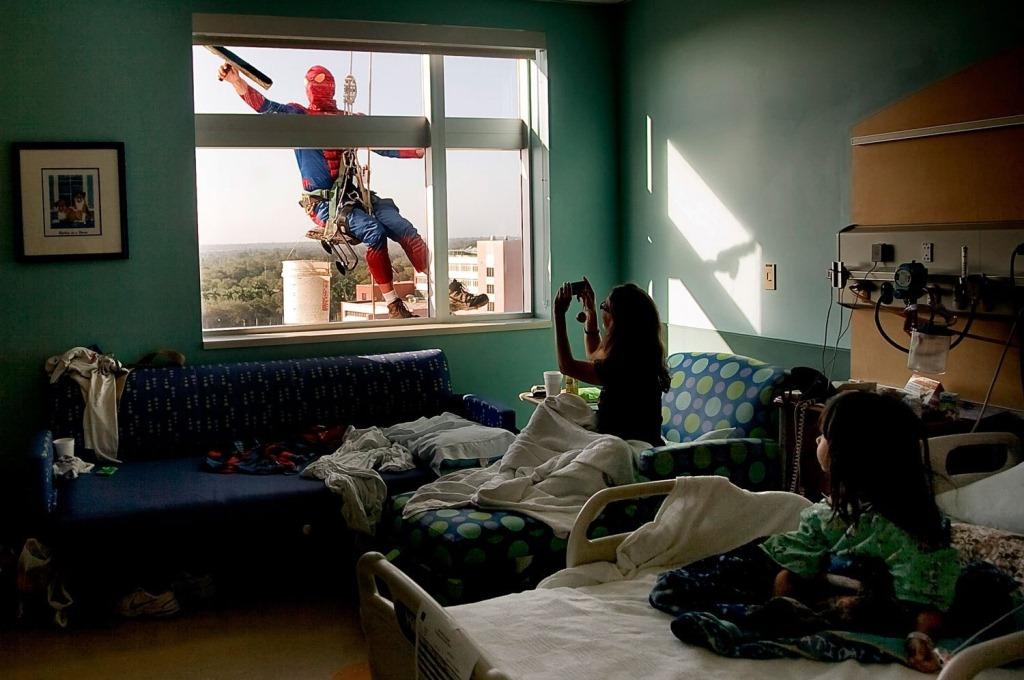 Super heróis hospital infantil Blog Unimed VTRP (5)