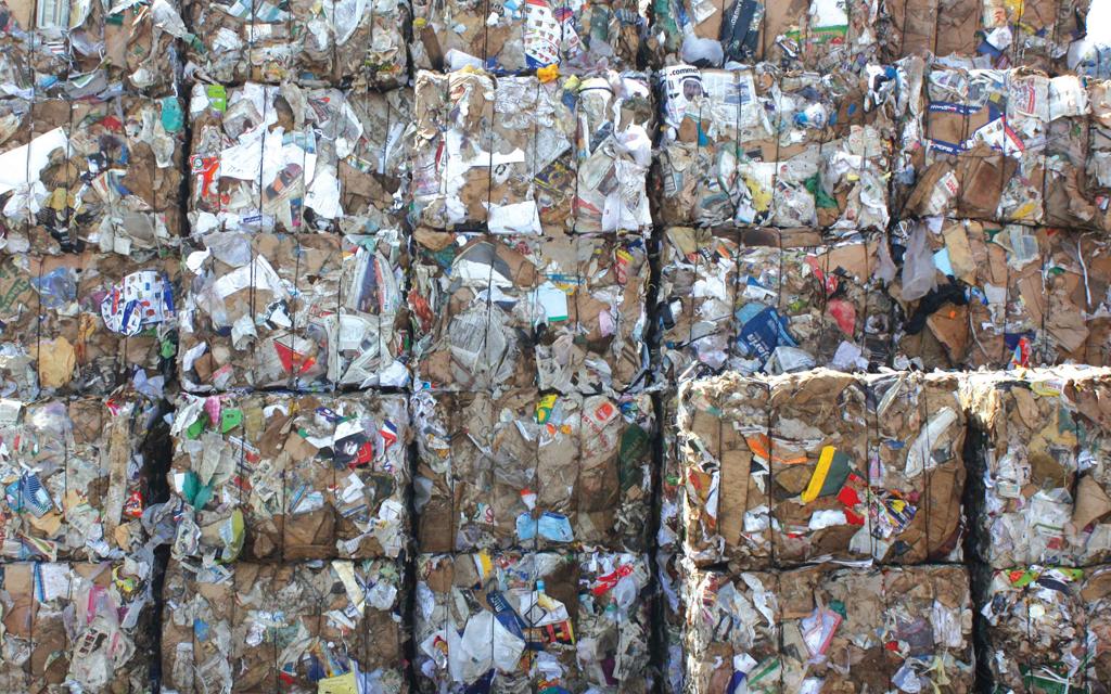 Blog Unimed VTRP Materiais reciclados