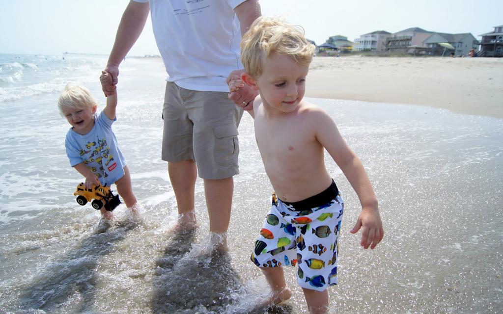 Blog Unimed VTRP Bebê na praia Cuidados 3