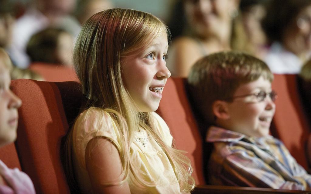 Blog Unimed VTRP dicas para levar as crianças ao cinema