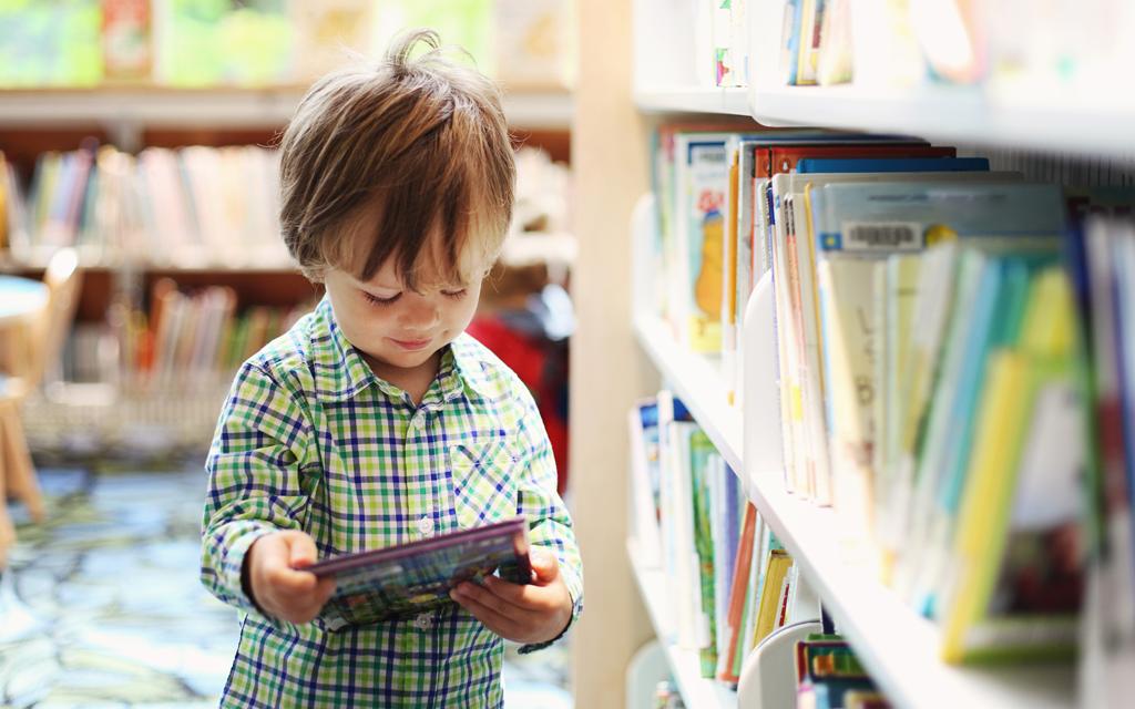 Blog Unimed VTRP Leitura para crianças