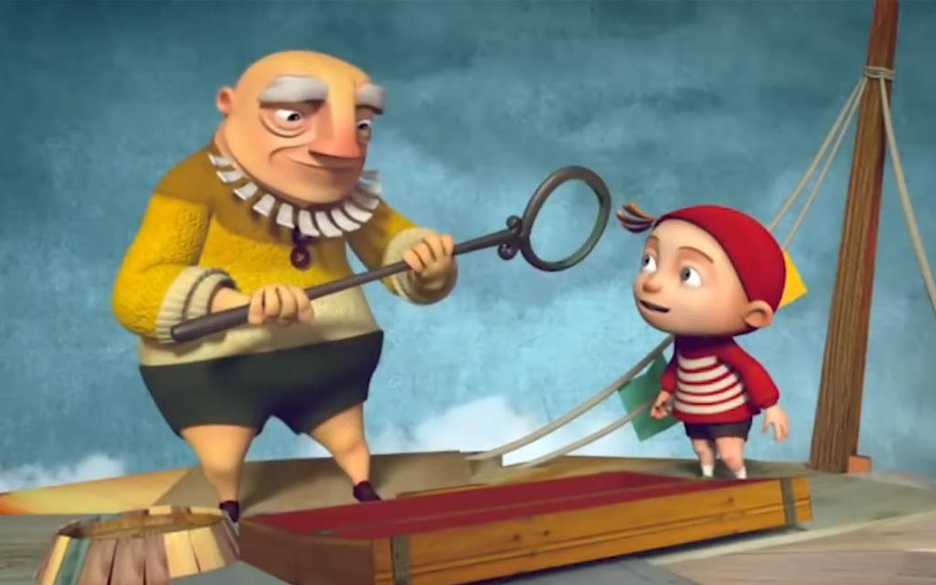 Curtas para Assistir com as Crianças Uma Lição Nebulosa Blog Unimed VTRP 1