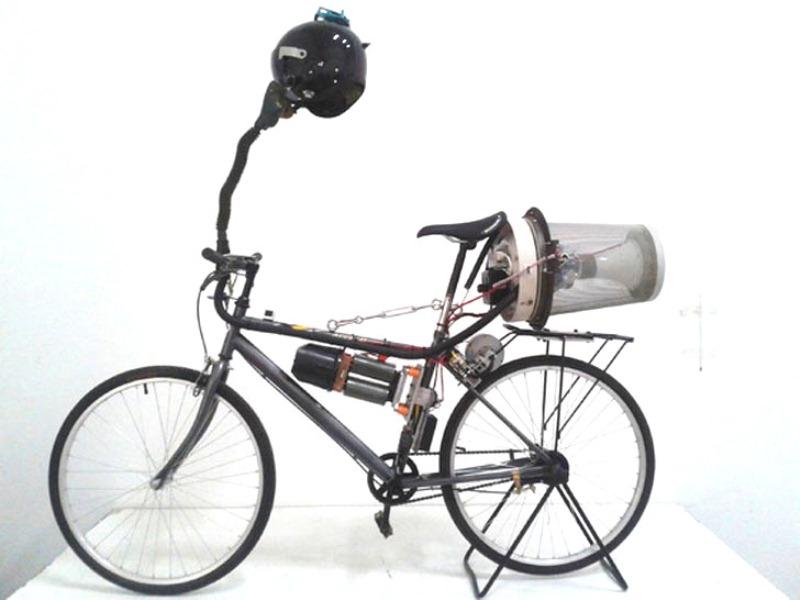 Bicicleta Bike Purifica Ar Blog Unimed VTRP 2