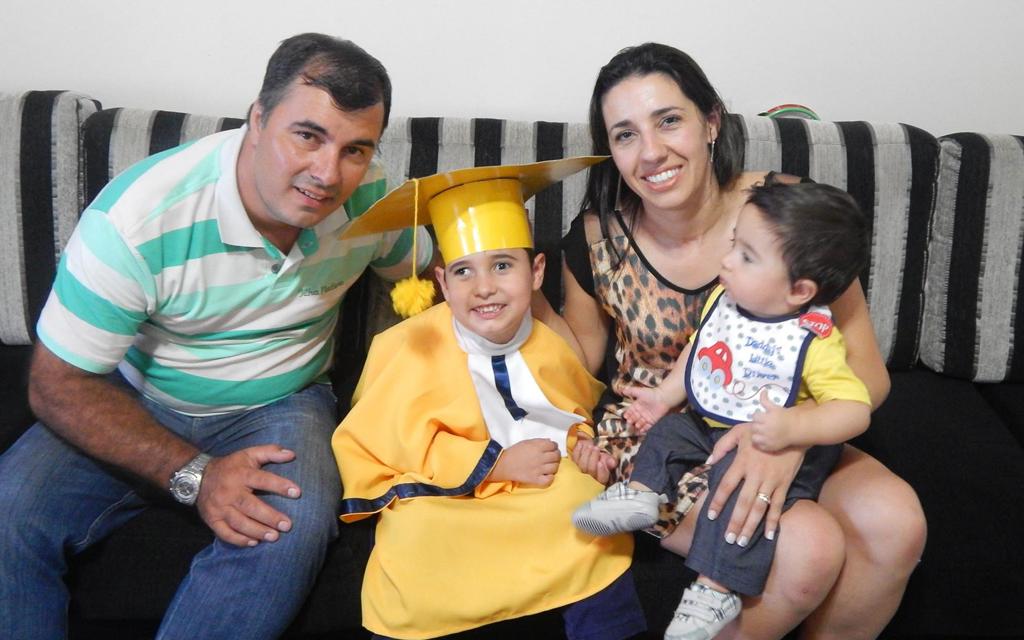 Blog Unimed VTRP Importancia Familia