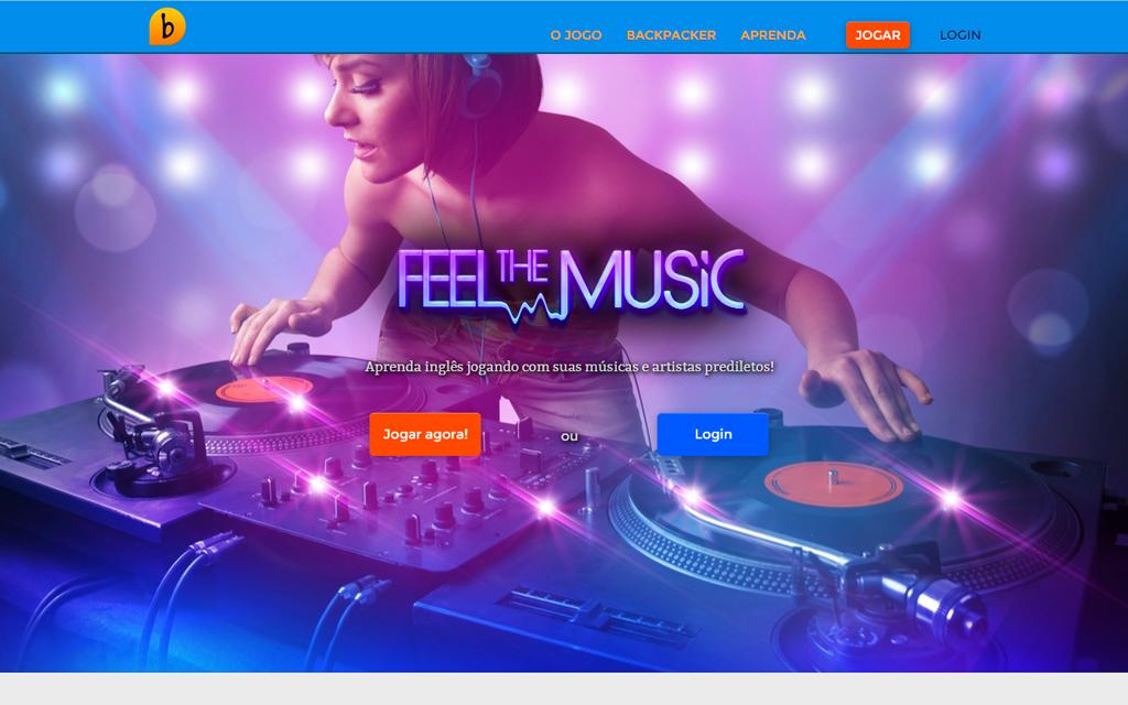 Blog Unimed VTRP Feel the music