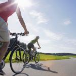 Blog Unimed VTRP Benefícios de pedalar
