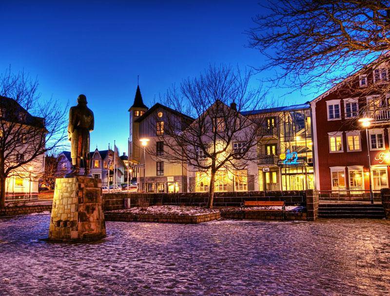 Cidades mais verdes Reykjavik Blog Unimed VTRP 5