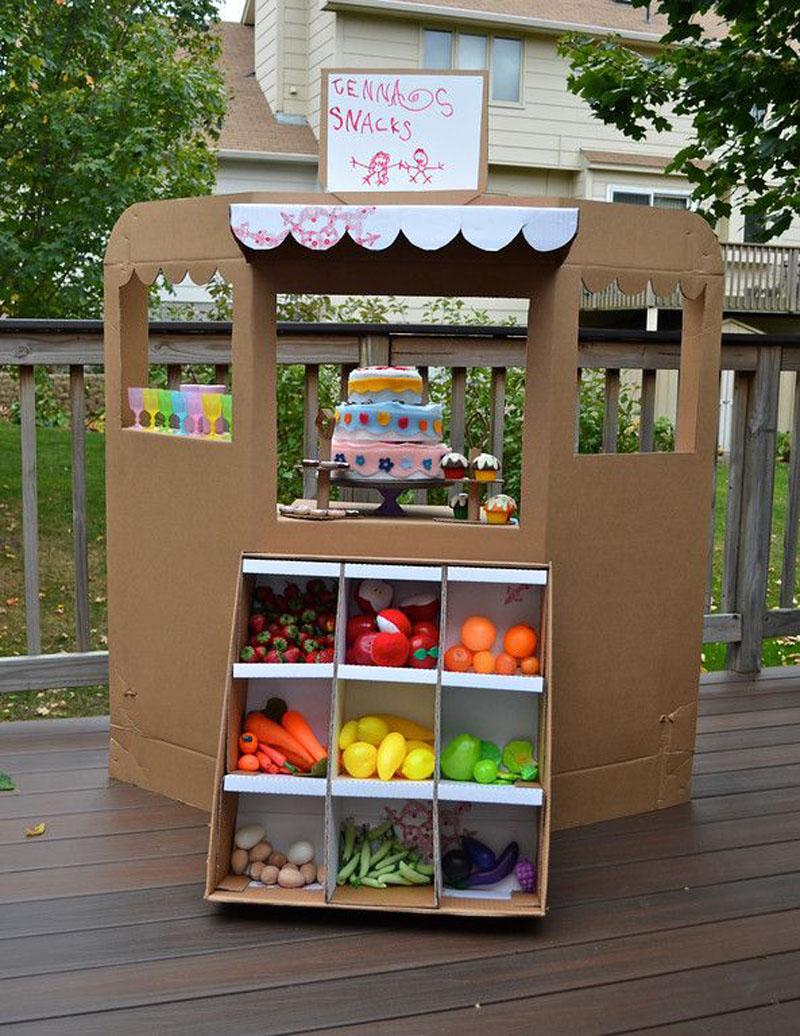 Brinquedos papelão Blog Unimed VTRP (7)