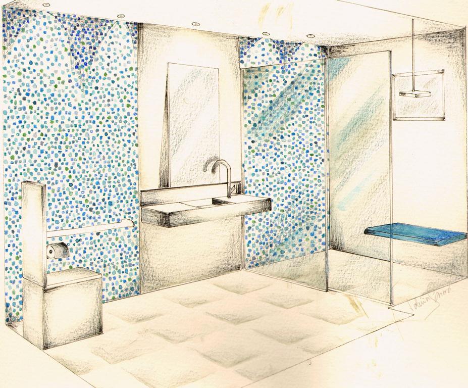 Banheiro para deficientes Físicos Cadeirantes Blog Unimed VTRP 3