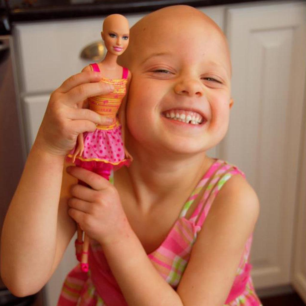 Barbie Linda Careca Câncer Blog Unimed VTRP (5)