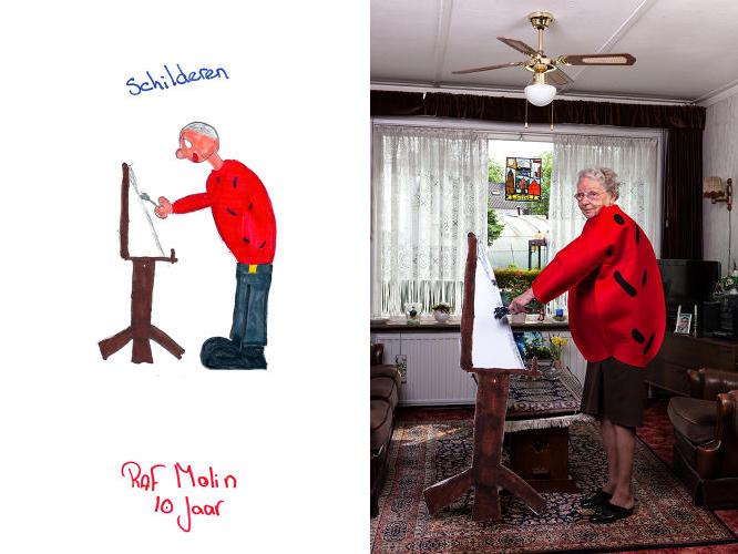 Crianças idosos Blog Unimed VTRP 2