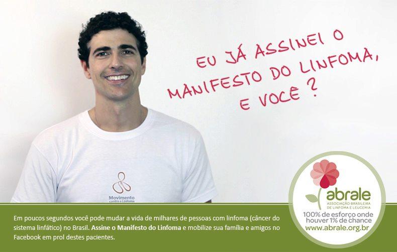 Manifesto Linfoma Abrale