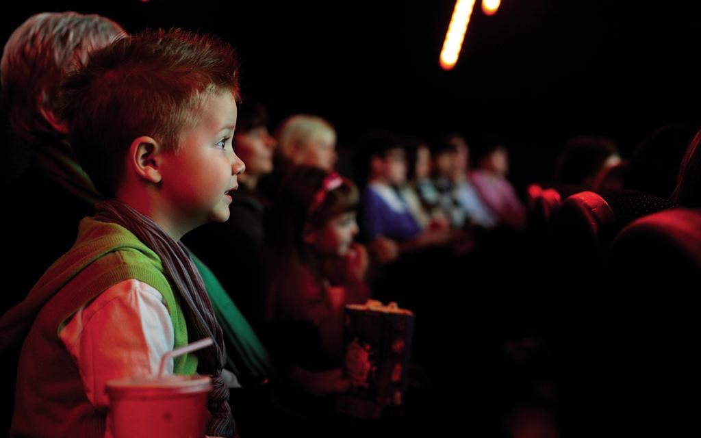 Blog Unimed VTRP dicas para levar as crianças ao cinema 2