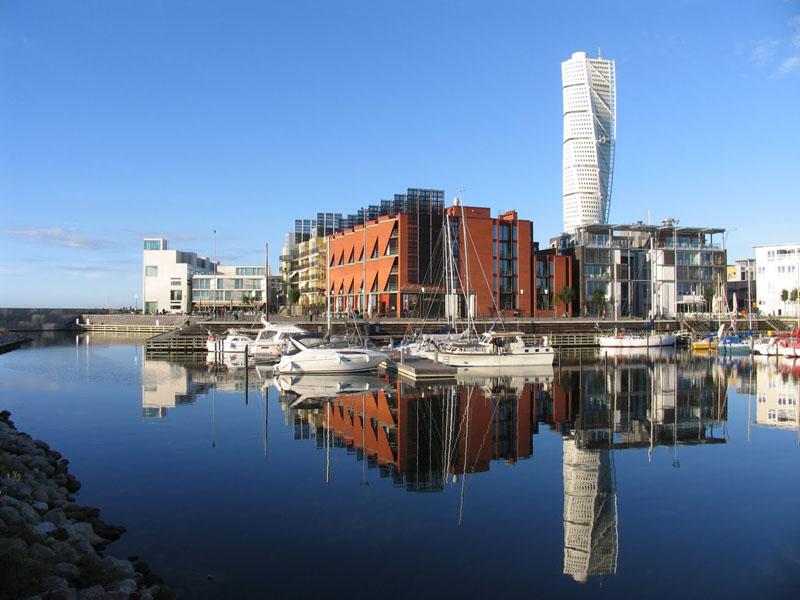 Cidades mais verdes Malmö Blog Unimed VTRP 2