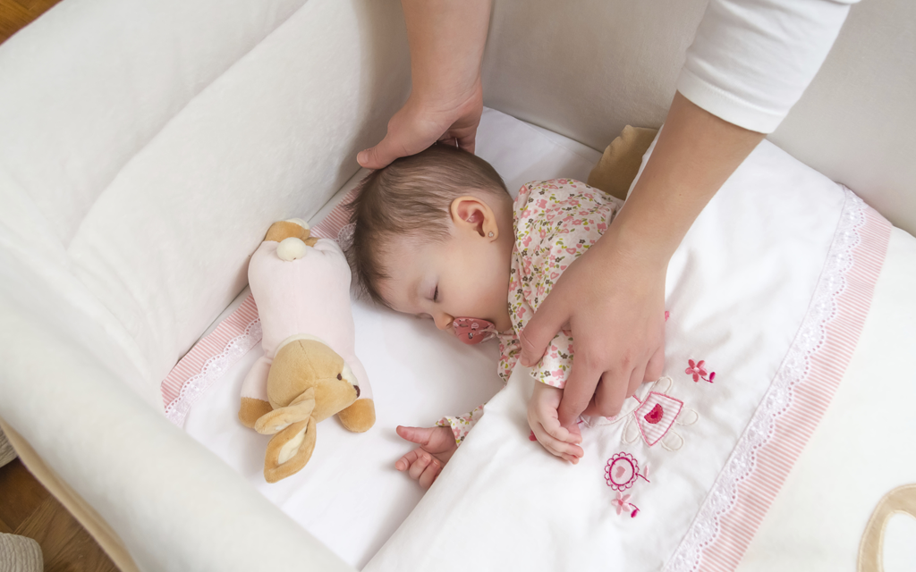 Blog Unimed VTRP - Bebe dormindo