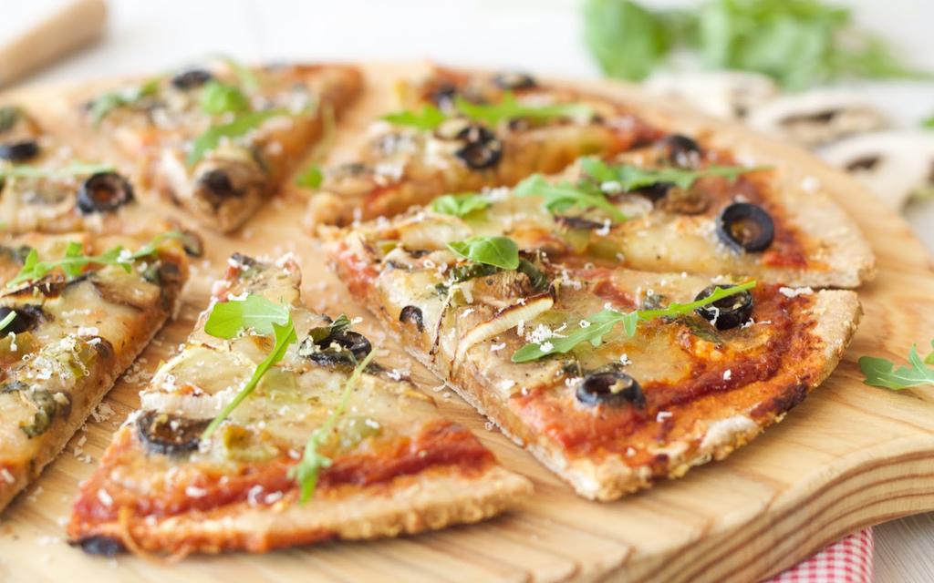 Pizza caseira Blog Unimed VTRP