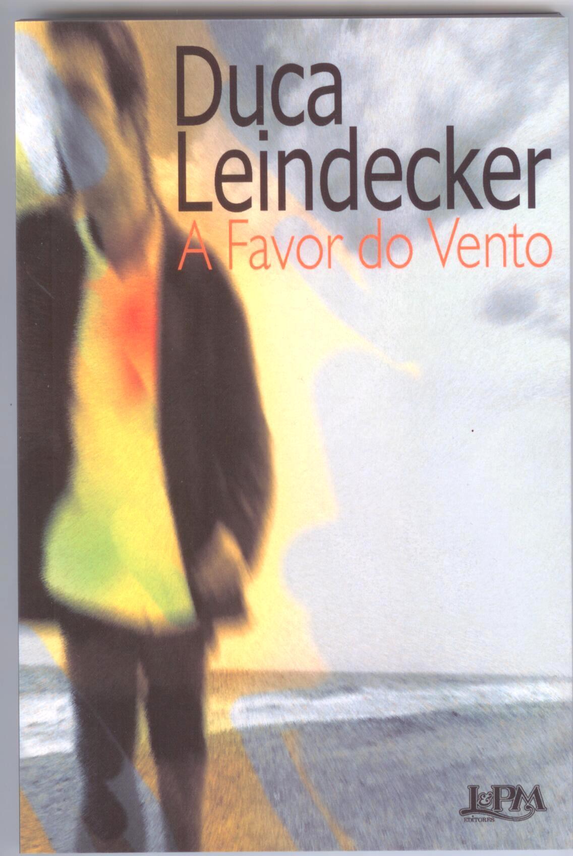 Publicação do patrono da 6ª Feira do Livro de Lajeado, Duca Leindecker