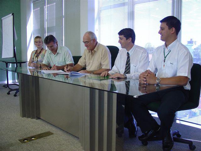 Rejane, Schwertner, Bertoglio, Lorenzini e Lima