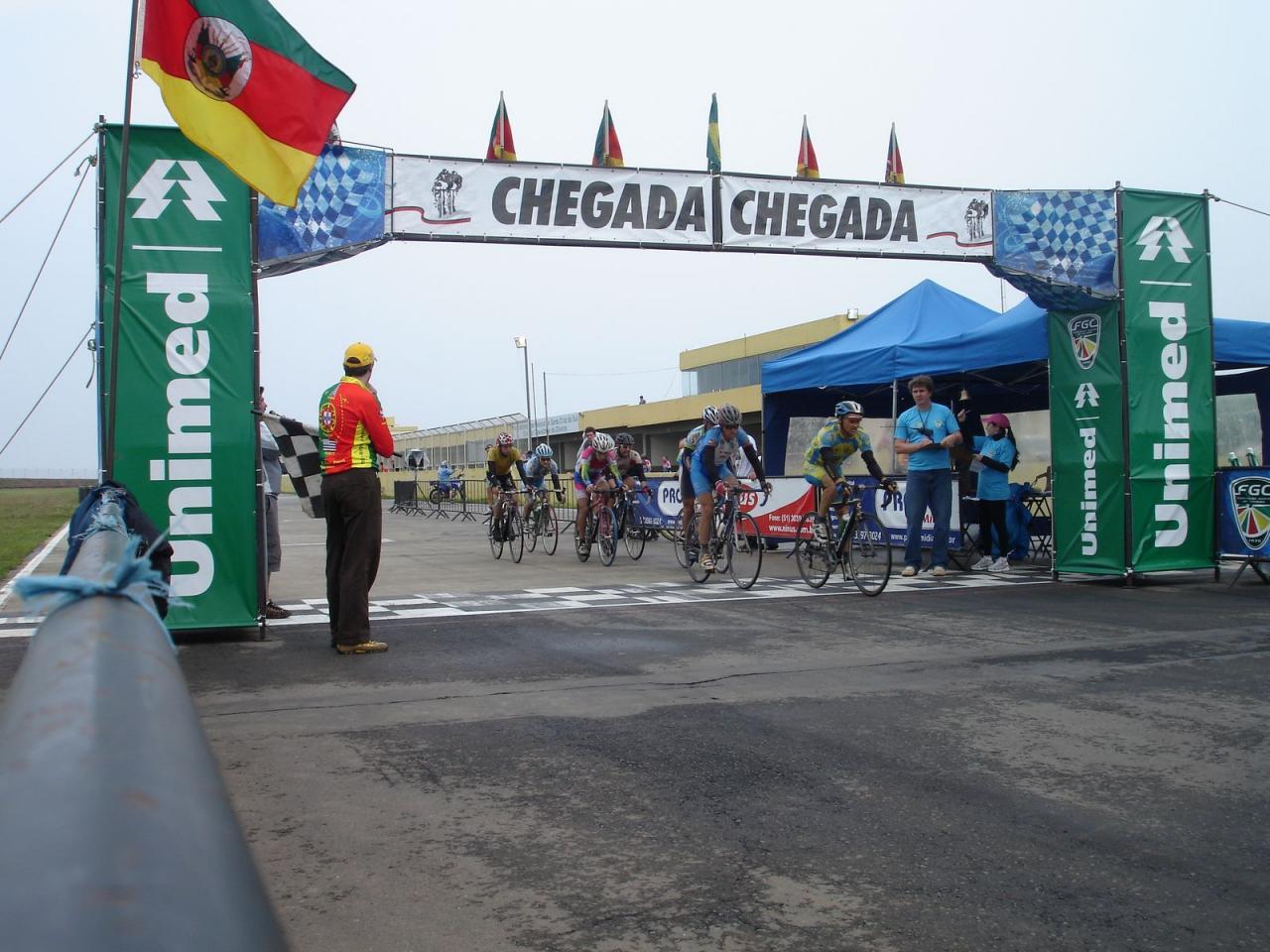 II Copa Unimed de Ciclismo, em 2010 | foto divulgação
